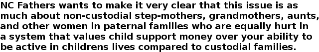 Child Custody FAQs in NC