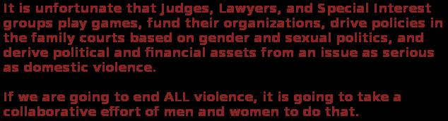 Statistics on violence