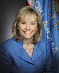 Oklahoma Governor Mary Fallin, A Republican