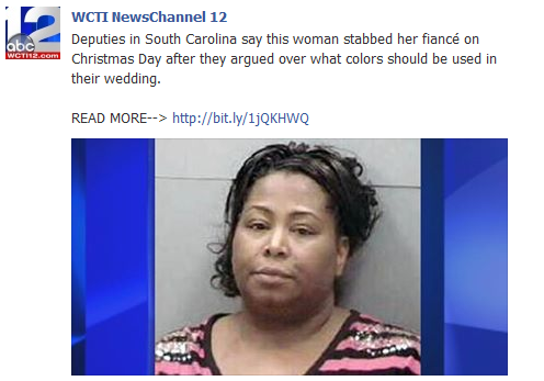woman stabs