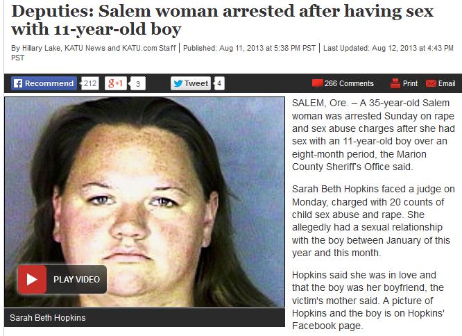 rapist of children