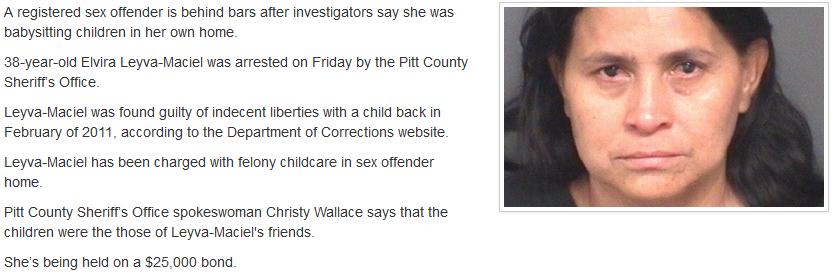 women as offenders